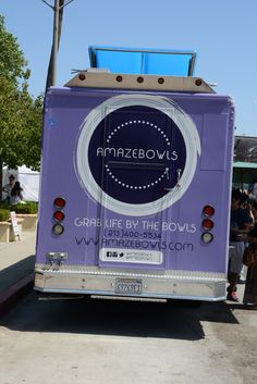 "The Amazebowls food truck (""Grab life by the bowls"") is a MUST STOP for us on with our Elite Adventure Tours guests when we cross paths on a private tour of Los Angeles. Fruity and delicious, healthy and refreshing, after a treat from this business leaves we are ready to continuing our sightseeing trek through Hollywood and Beverly Hills."