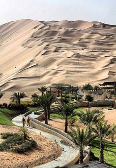 Liwa Oasis ~ Abu Dhabi, United Arab Emirates