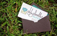 Envelope Business Cards