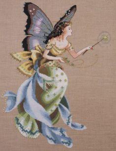 The cottage garden fairy 1/11