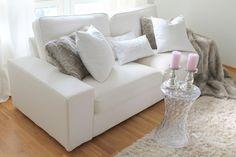 Autumn textiles @ Coconut White