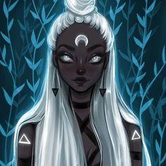 Dark Fantasy Art, Fantasy Kunst, Black Art, Black Girl Art, Black Girl Cartoon, Cartoon Kunst, Cartoon Art, Fantasy Character Design, Character Art
