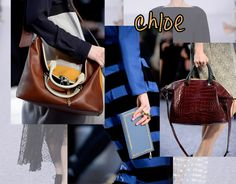 Best handbags from the Fall 2013 shows.