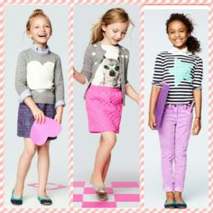 Gorgeous preppy girl outfit ideas from JCrew Factory