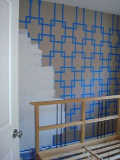 How To: Transform a Wall with Paint Lindsay's February Jumpstart Project 2009 | Apartment Therapy