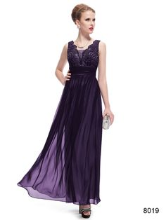 大人の魅力を演出 パープル系ロングドレス - ロングドレス・パーティードレスはGN|演奏会や結婚式に大活躍!