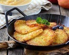 Crêpes de pommes de terre maison Plus
