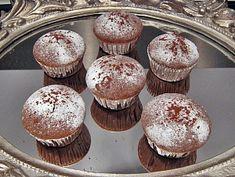 Obrázek - Chai-Latté Cupcakes Vegan Cupcakes, Mini Cupcakes, Chai, Latte, Sweet Tooth, Breakfast, Desserts, Food, Eggs