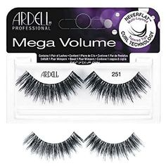 c03e75feb65 Ardell Professional Mega Volume Lashes Black 251 for sale online
