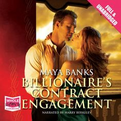 Billionaire's Contract Engagement Maya Banks, Billionaire, Audiobooks, Engagement, Movie Posters, Movies, Film Poster, Films, Movie