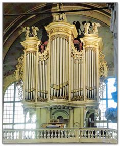 Orgel Josephkerk Haarlem