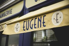 Eugène, 11 rue Guillaume Tell, 17è (métro Porte de Champerret), pâtisserie light