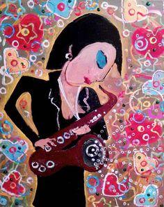 JAZZY VALENTINE - Gregory McLaughlin - Artist