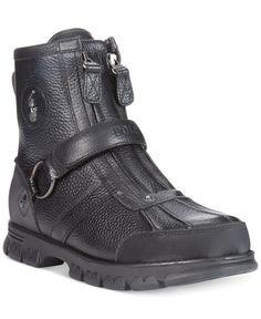 Polo Ralph Lauren Boots, Conquest III High Boots
