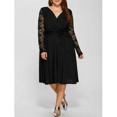 GET $50 NOW | Join Dresslily: Get YOUR $50 NOW!https://m.dresslily.com/plus-size-lace-sleeve-surplice-dress-product1771996.html?seid=2I11jUAf1rh356Ip3djlrE0IOK