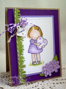Favorite Finds Card -  Tricia Traxler