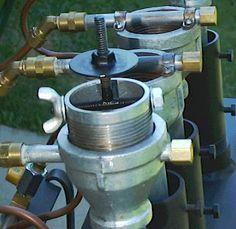 Image result for gas forge burner plans