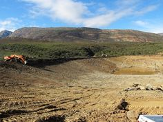 Construction of a Farm Dam for irrigation purposes - Barrydale