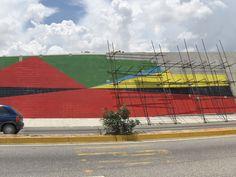 Mural del Garabatal 2  Esteban Castillo