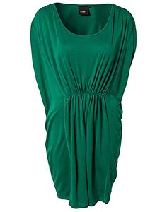Jama Dress - Ichi - Green - Dresses - Clothing - NELLY.COM UK