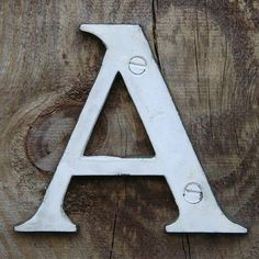 letter A | Flickr - Photo Sharing!