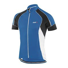 Louis Garneau Lemmon Vent Jersey - Short-Sleeve - Men's Royal, M - http://ridingjerseys.com/louis-garneau-lemmon-vent-jersey-short-sleeve-mens-royal-m/