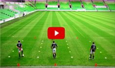 Football Ball Control Drills. The best videos and articles on the web for football coaches.