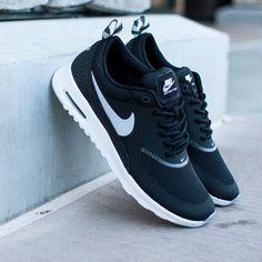 6aba3fd6f80c Yoga Clothes   Nike wmns Air Max Thea  Black Wolf Grey