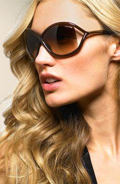 "Tom Ford ""Whitney"" glasses. Want."