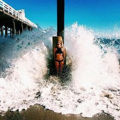 Find images and videos about girl, summer and beach on We Heart It - the app to get lost in what you love. Summer Goals, Summer Of Love, Summer Fun, Summer Beach, Beach Pink, Beach Babe, Palm Beach, Goddess Of The Sea, Beach Pictures