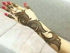 Mehndi Designs will blow up your mind. We show you the latest Bridal, Arabic, Indian Mehandi designs and Henna designs. Mehndi Designs 2018, Modern Mehndi Designs, Mehndi Design Pictures, Arabic Mehndi Designs, Beautiful Henna Designs, Bridal Mehndi Designs, Bridal Henna, Mehandi Designs, Mehndi Images