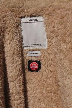 Shearling - Visvim Deckhand Jacket