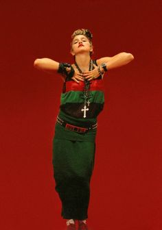 80's Madonna Fabulousness