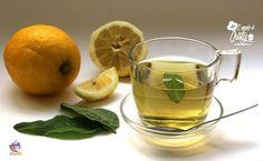Sapevate che la salvia ha tanti benefici utili per la nostra salute ? Nell'articolo vedremo come fare una tisana salvia e limone sgonfia pancia !
