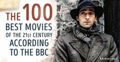 The 100 best movies ofthe 21st century according tothe BBC