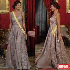 Juliana Awada vestido Gabriel Lage