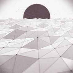 Mr. Div And His Fantastical Geometric GIFs [Gallery] | The Creators Project / via @binx
