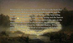 The Wanderer - J. R. R. Tolkien (adaptation)