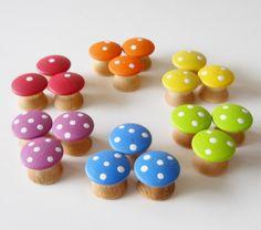 Counting and Sorting Mushrooms