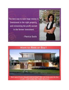 Patricia Mirawati Susilo runs a small real estate business providing fast-money solutions to sellers of worn-down property and properties in need of urgent sale.