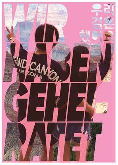 """내 @Behance 프로젝트 살펴보기: """"poster design"""" https://www.behance.net/gallery/45902319/poster-design"""