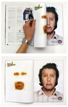 30 Double-Spread Magazine Ads That Will Make You Turn The Pages