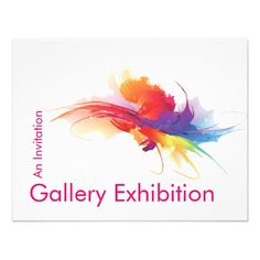 Art exhibition invites samples google search invitation ideas art exhibition invite stopboris Image collections