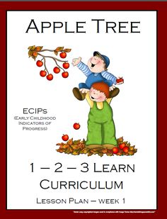 Re-vamped Apple Tree lesson plan has been added to 1 - 2- 3 Learn Curriculum.... To learn how to become a member or to check out free downloads please click on picture. Thank you ! Jean 1 - 2 - 3 Learn Curriculum