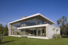 Casa GP in Mexico by  Bitar Arquitectos