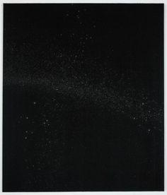 Thilo Heinzmann  o. T.  2009  Oil, pigment on canvas  81 x 70 x 3 cm