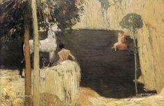 Jan Preisler: Simbolismo checo - TrianartsTrianarts Art, Painting, Modern Art, Still Life