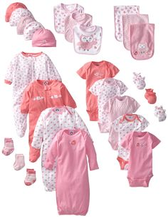 Carters Baby Clothes, Preemie Clothes, Cute Baby Clothes, Baby Girls, Baby Girl Newborn, Gerber Baby, Newborn Outfits, Kids Outfits, Baby Doll Nursery