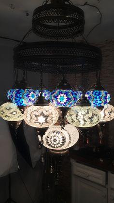 10+ Handmade mosaic lamps ideas | handmade mosaic, mosaic