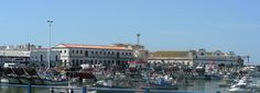 Isla Cristina muelle Andalucia, Granada, Dolores Park, Spain, Street View, Places, Travel, Boat Dock, Monuments
